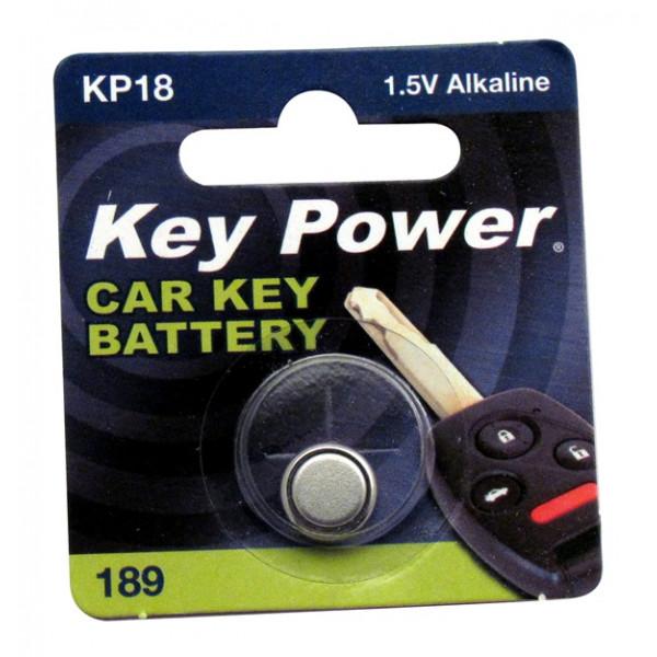 Coin Cell Battery 189 - Alkaline 1.5V - Box of 10