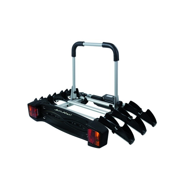TowVoyage Tow Ball Mounted Cycle Carrier - 3 Cycles