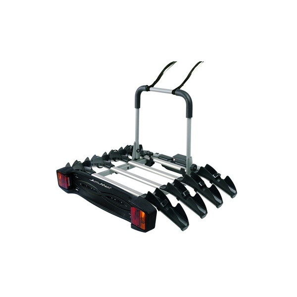 TowVoyage Tow Ball Mounted Cycle Carrier - 4 Cycles