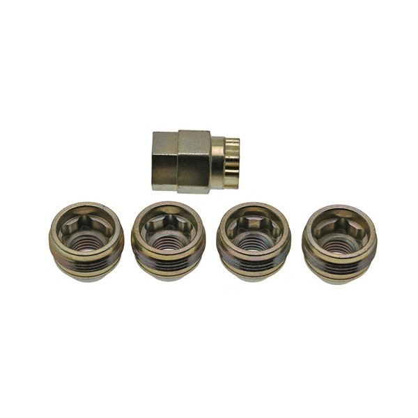 Locking Wheel Nuts - Standard