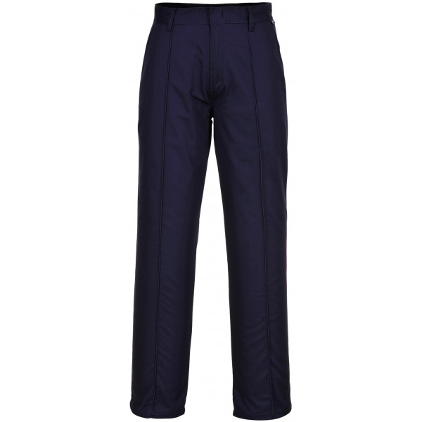 Preston Trousers - Navy - 36in. Waist (Tall)