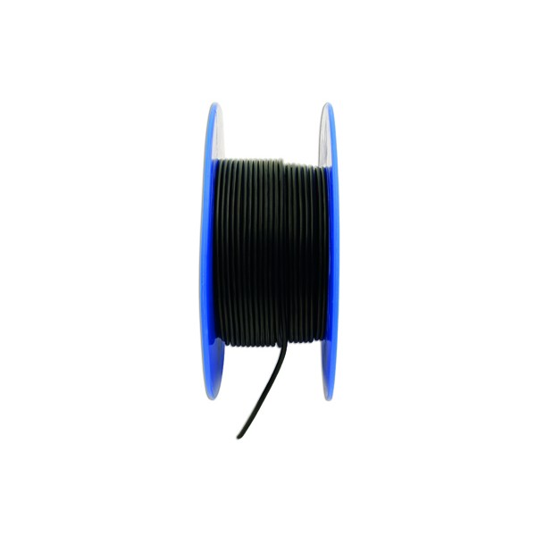 1 Core Cable - 1 x 14/0.3mm - Black - 50m