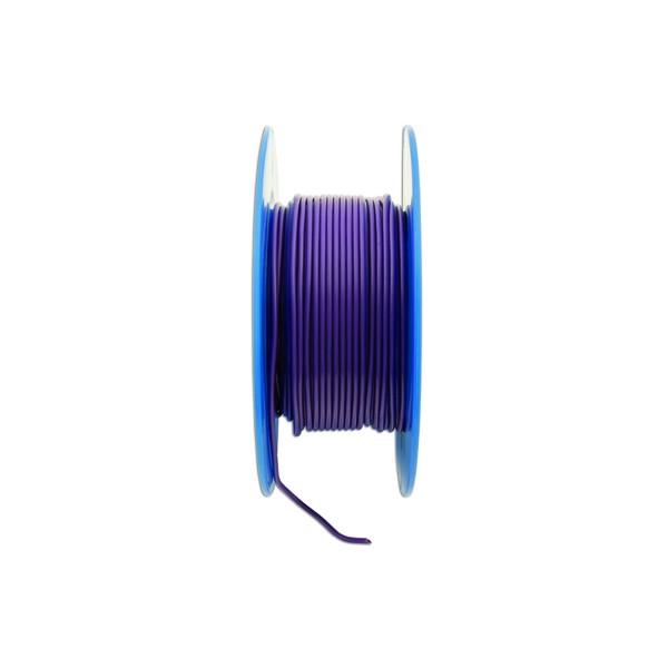 1 Core Cable - 1 x 14/0.3mm - Purple - 50m