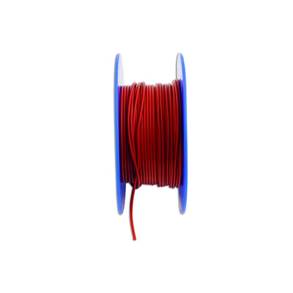 1 Core Cable - 1 x 14/0.3mm - Red - 50m