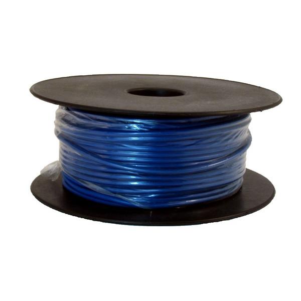 1 Core Cable - 1 x 28/0.3mm - Blue - 50m