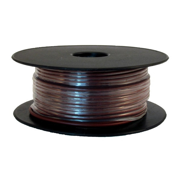 1 Core Cable - 1 x 28/0.3mm - Brown - 50m