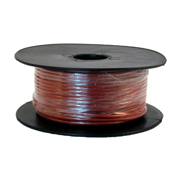1 Core Cable - 1 x 28/0.3mm - Red - 50m