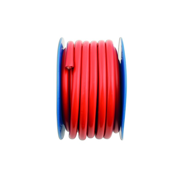 Battery Cable - Light Duty Red - 37/0.90 x 10m