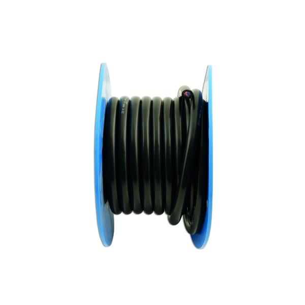 Battery Cable - Medium Duty Black - 315/0.40 x 10m