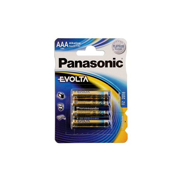 Evolta AAA Battery - 12 Blister Packs of 4