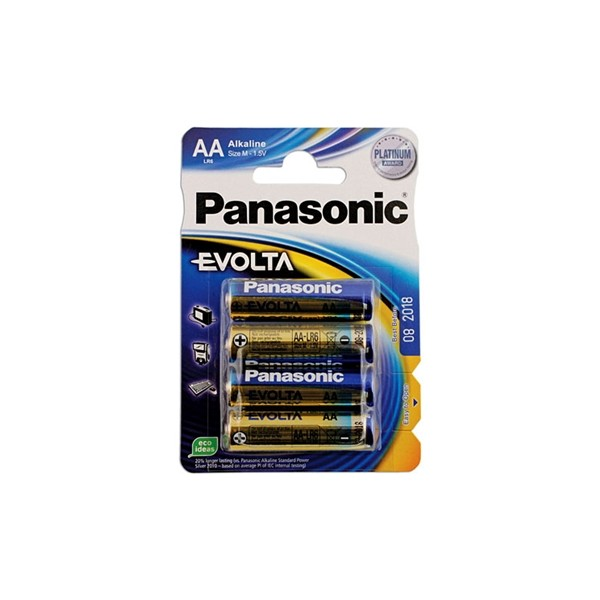 Evolta AA Battery - 12 Blister Packs of 4