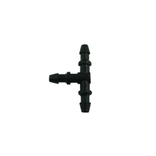 Washer Tube Connector - T Piece - 3/16in. - Pack Of 5