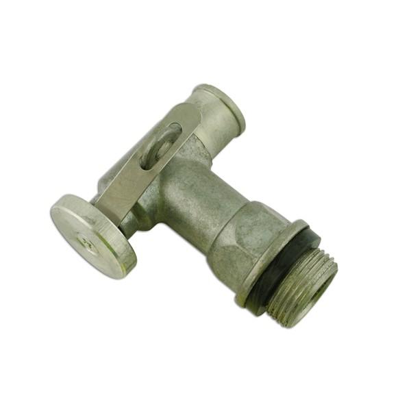 Lockable Trumex Type Barrel Tap - 3/4in. BSP