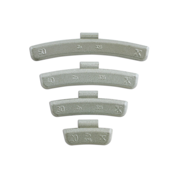 Wheel Weights - Alloy Wheels - 5g - Pack Of 100