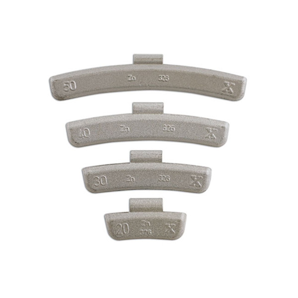 Wheel Weights - Alloy Wheels - 15g - Pack Of 100