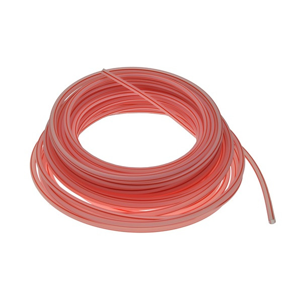 Hot Water Nylon Tubing - Red - 12mm - 30m Coil