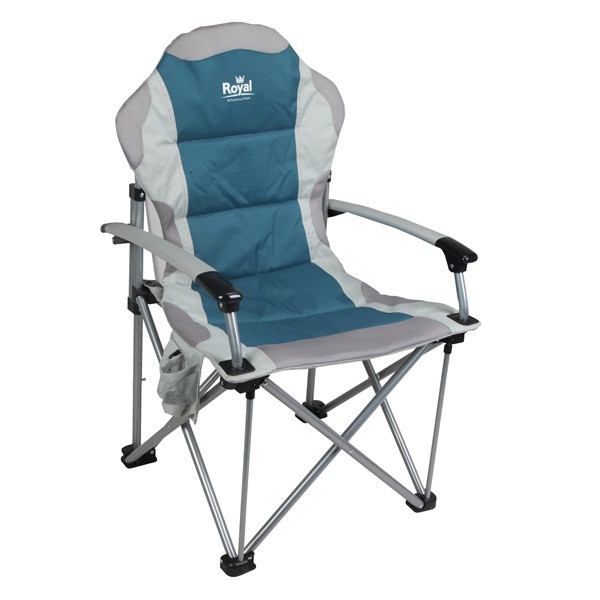 Commander Chair - Blue