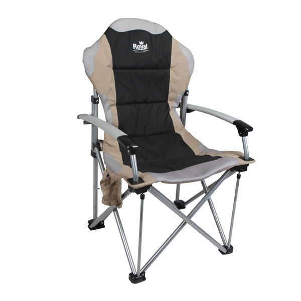 Commander Chair - Black