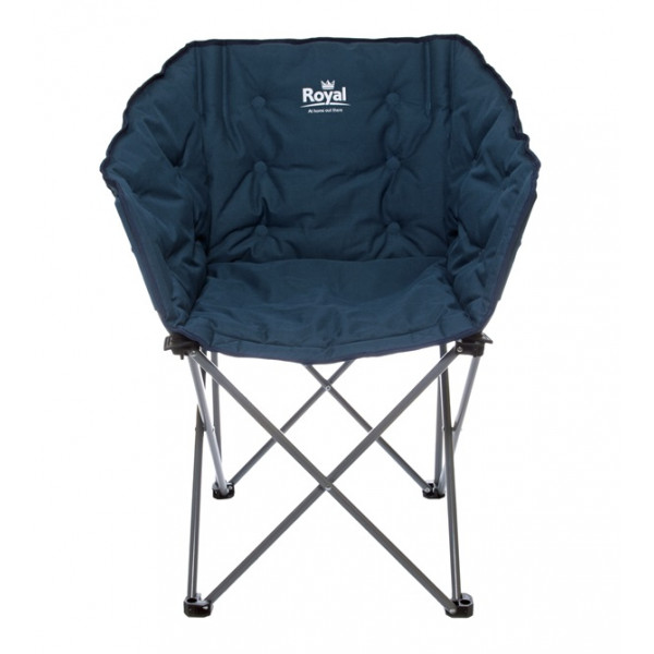 Tub Chair - Blue