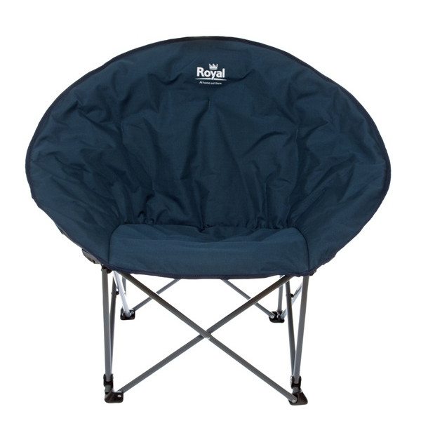 Medium Moon Chair - Blue