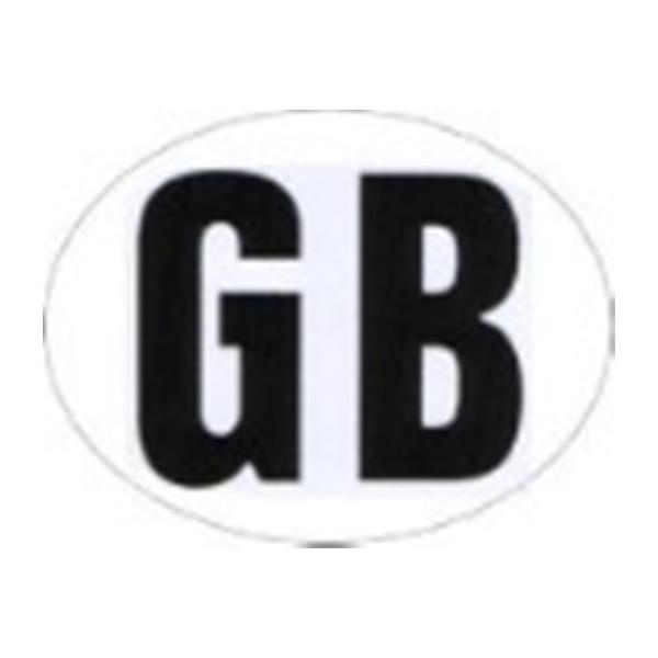 Self Adhesive Sticker - Inside Window Gb