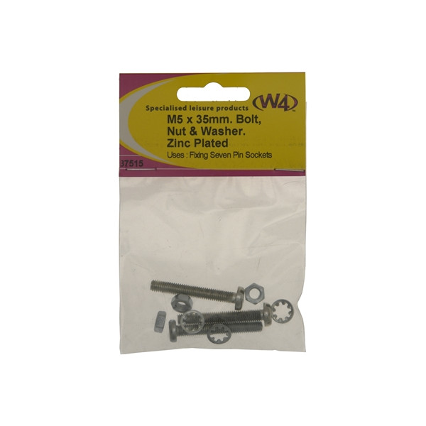 7-Pin Bolt Set - Pack of 3