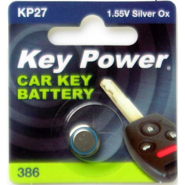 Coin Cell Battery 386 - Silver Oxide 1.55V