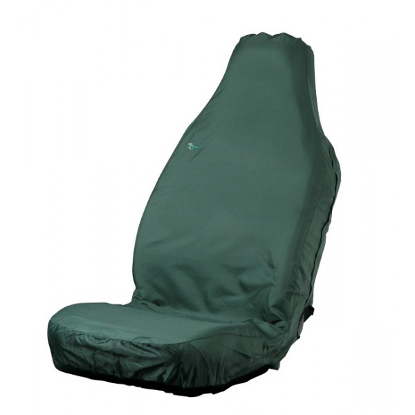 Car Seat Cover - Front Single - Green