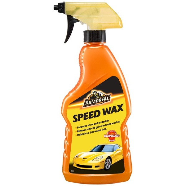 Speed Wax Spray - 500ml