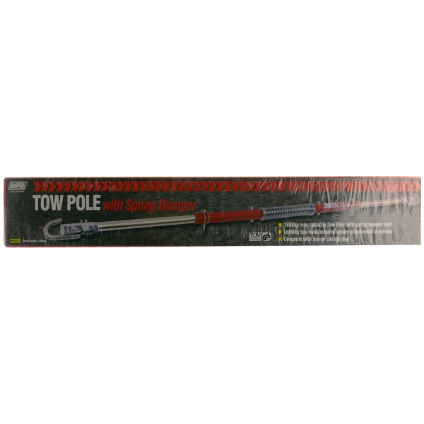 Telescopic Tow Pole - 1.8m - 1800kg