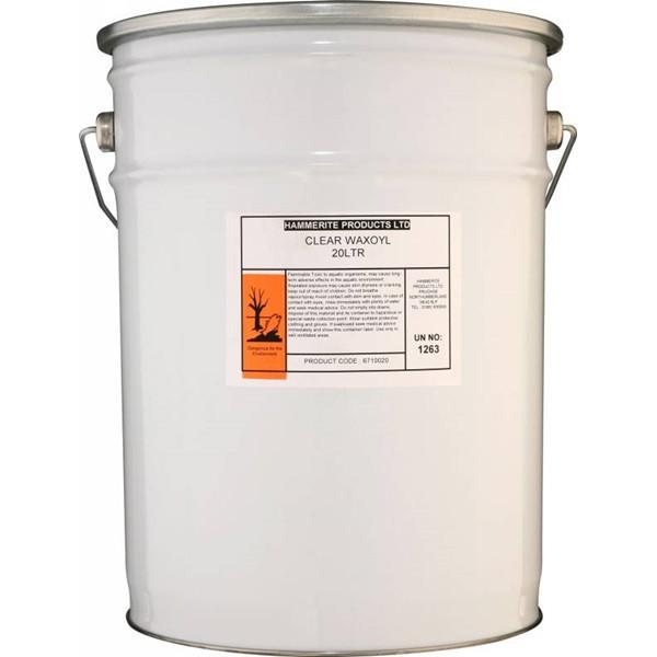 Rust Treatment Pail - Clear - 20 Litre