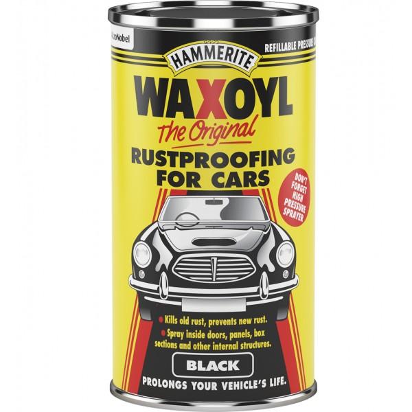 Rust Treatment Pressure Can - Black - 2.5 Litre
