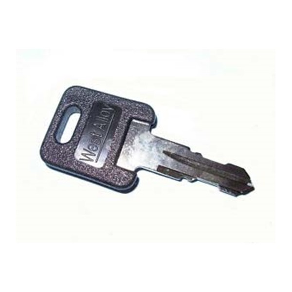 Replacement Caravan Key - WD 020