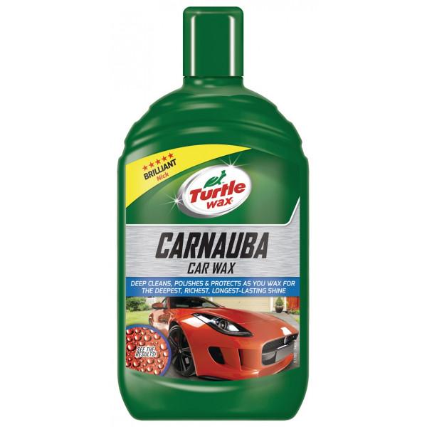 Carnauba Car Wax - 500ml