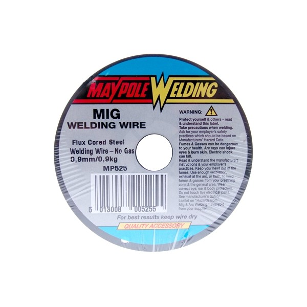 Flux Cored Mig Wire - 0.9mm - 0.9kg