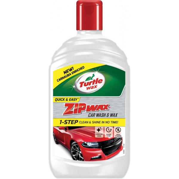 Zip Wax - Wash and Wax - 500ml