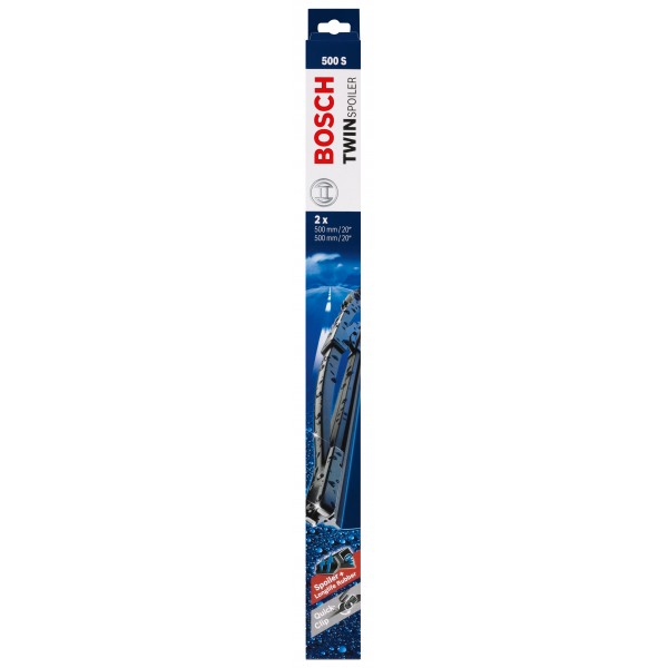 Bosch Super Plus Conventional Blade Set 600/530mm