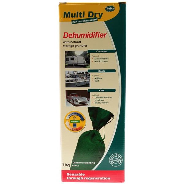 Multi Dry Re-Usable Dehumidifier - Multi Purpose - 1kg