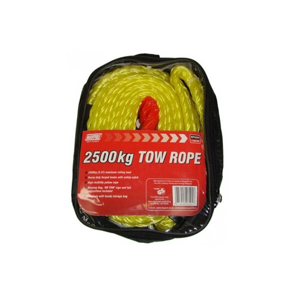 Tow Rope - 4m - 2500kg