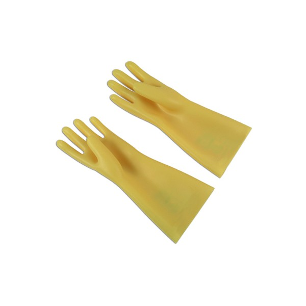 Fully Insulating Electric Safety Gloves - Large