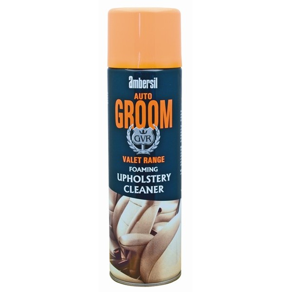 Auto Groom Upholstery Cleaner - 500ml
