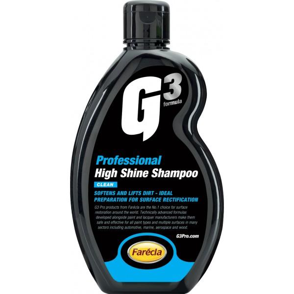 G3 Body Prep Car Shampoo - 500ml