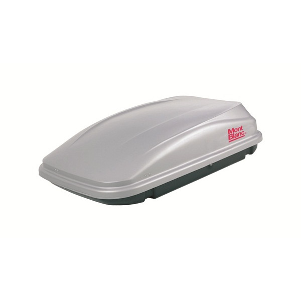 Roof Box - Cargo 320 - Silver - 300 Litre