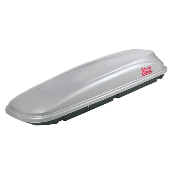 Roof Box - Cargo 380 - Silver - 350 Litre
