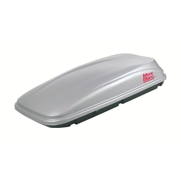 Roof Box - Cargo 450 - Silver - 420 Litre