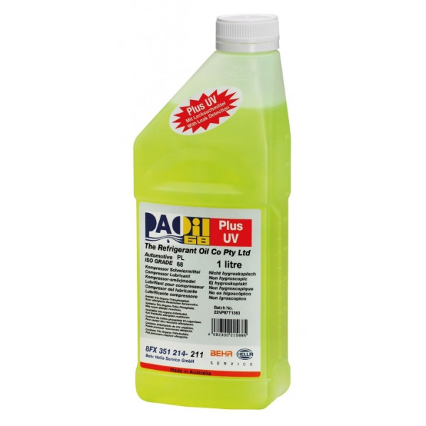PAO Oil AA1 Plus UV - 1 Litre