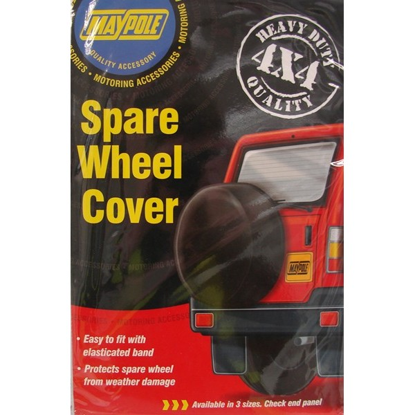 4X4 Spare Wheel Cover - 28in.