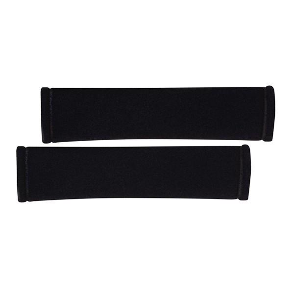 Seat Belt Pad - Prestige Black - Pair