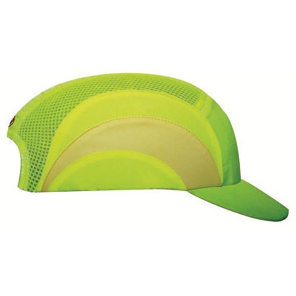 Hardcap A1+ with Short Peak (5cm) - Yellow