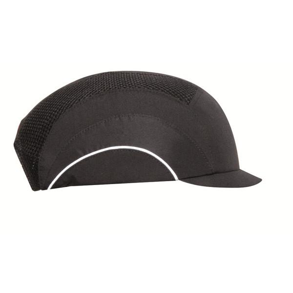 Hardcap A1+ with Micro Peak (3cm) - Black